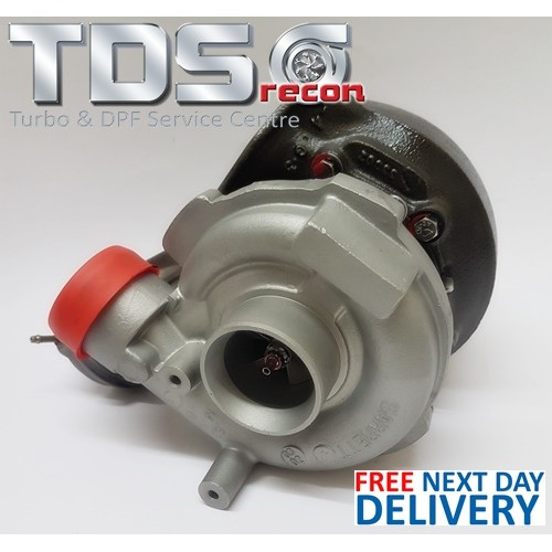 TDS Recon - Turbo & DPF Service Centre - Turbocharger 717478 BMW