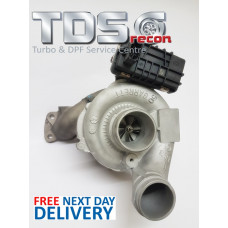 Turbocharger Mercedes M-Class E-Class Jeep Cherokee 3.0 CDI 777318
