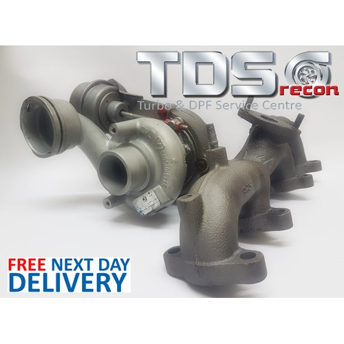 TDS Recon - Turbo & DPF Service Centre - TURBOCHARGER VW TRANSPORTER
